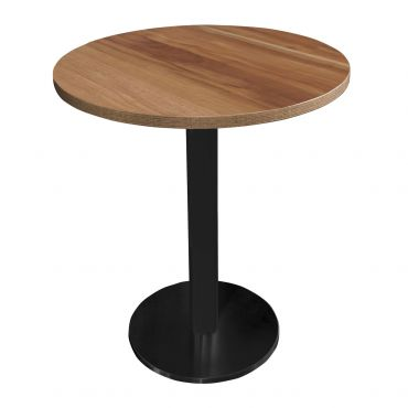Bistro table CAVEPRO, pear wood, round