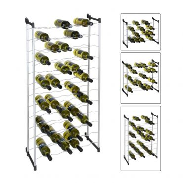 Metal wine rack BARDOLINO