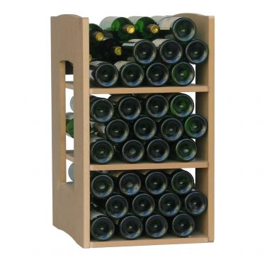 CAVICASE standard module with 3 shelves