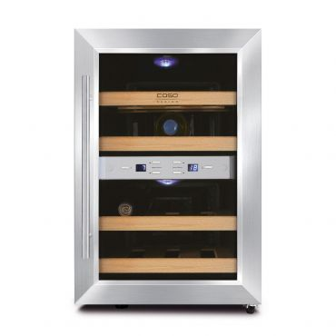 "Wine cabinet ""Wine Duett"", 12 bottle capacity"