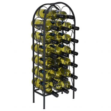 Metal wine rack VENEZIA