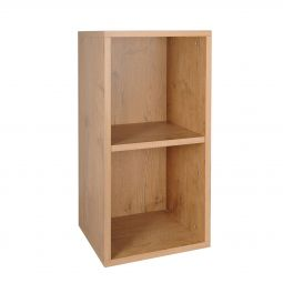 Rack module, narrow, D 33 cm, country oak